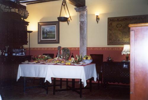 Restaurante Casa de los Gallos