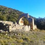 Ruinas de la ermita de Roñuela