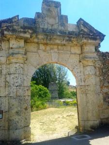 Restos del Monasterio Jerónimo de San Blas